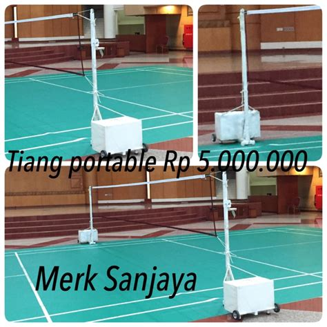 Karpet Lapangan Badminton Yonex jual perlengkapan olahraga bulutangkis badminton aksesoris baju celana grip karpet lapangan