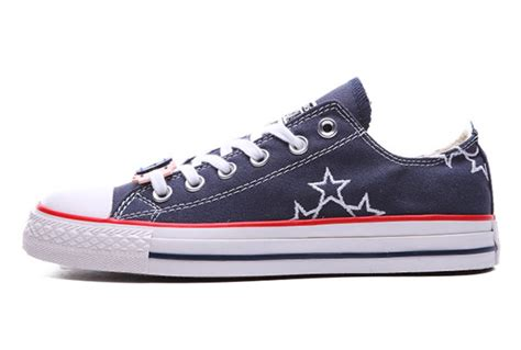 Converse Ct As Canvas Low by Blue Converse Embroidery Ct All Low Canvas Shoes