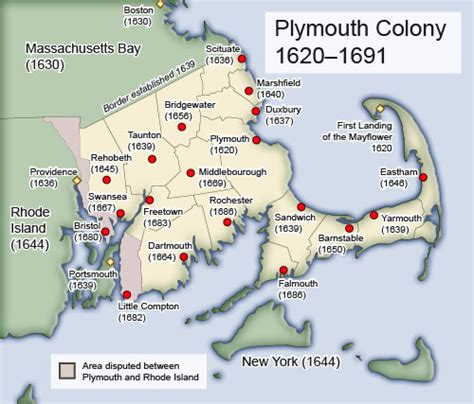 who established plymouth colony american history part 1 settling the americas pre