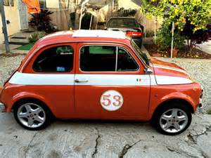 Who Owns Fiat Cars Classic 1972 Fiat 500 Owned By The President Of The
