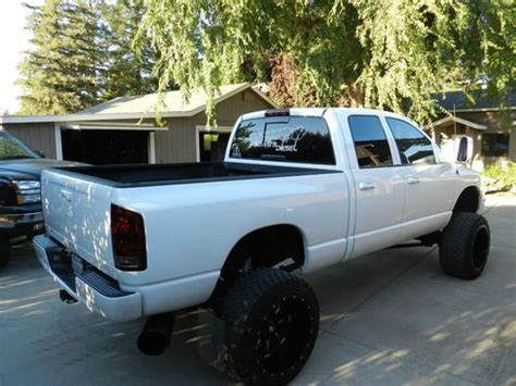 sell   dodge cummins diesel laramie lifted