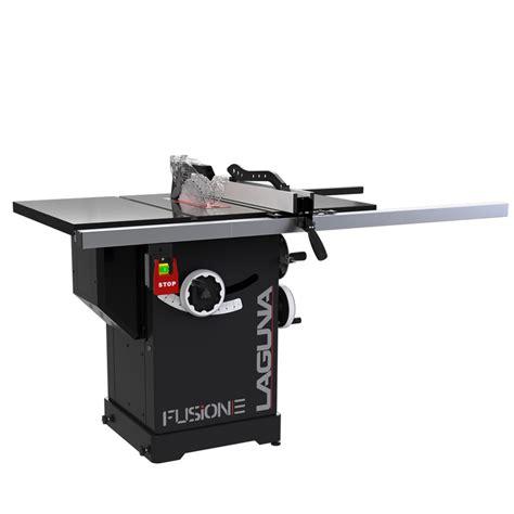 table saw f3 fusion tablesaw 52 quot laguna tools