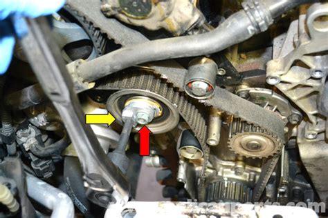 small engine maintenance and repair 2006 volkswagen gti seat position control volkswagen golf gti mk v timing belt tensioner replacement 2006 2009 pelican parts diy