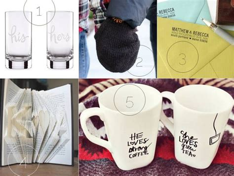gifts for couples six sweet gifts for the couples in your domestic