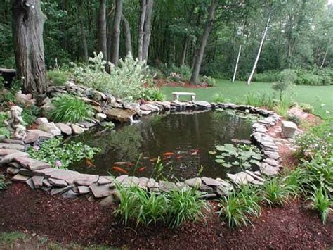 Pond Decor by Small Pond Decorations Gardening Flowers 101 Gardening