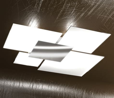 plafoniere a soffitto moderne shadow plafoniera in metallo top light illuminazione