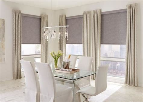 Dining Room Shades by Roller Shades Dining Room Edmonton By