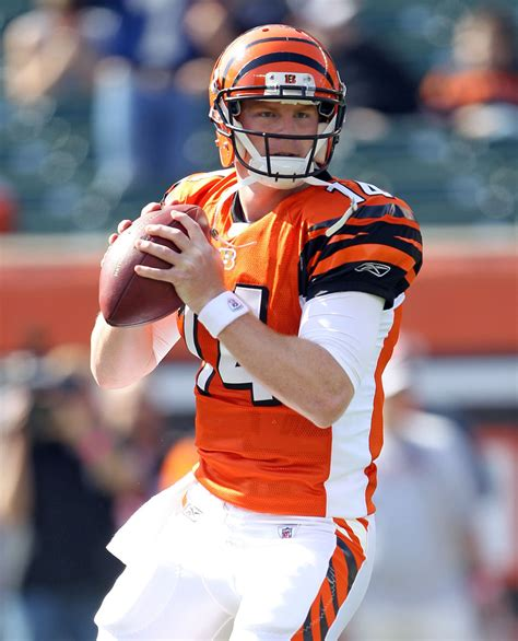 andy from indy style andy dalton in indianapolis colts v cincinnati bengals
