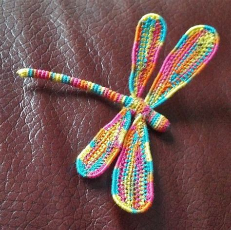 Pinterest Dragonfly Pattern | free crochet pattern for dragonfly blanket dancox for