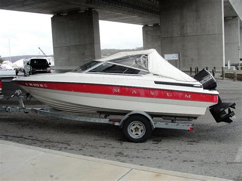 maxum boat canvas replacement maxum 1800 1993 for sale for 2 800 boats from usa