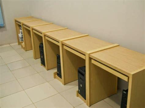desain meja kerja sederhana disain meja teller bank cliparts co
