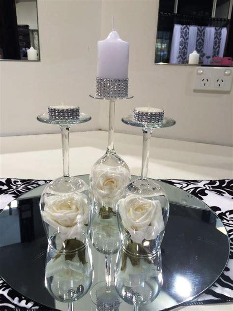 Cheap Martini Vases Centrepiece Hire Melbourne Table Centrepieces Wedding