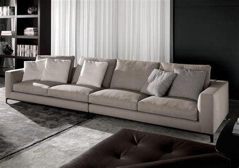 extra long sectional sofa 15 best of long modern sofas