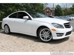 Mercedes C250 Coupe 2014 Mercedes C250 Lease Vehicle Listings With All Search