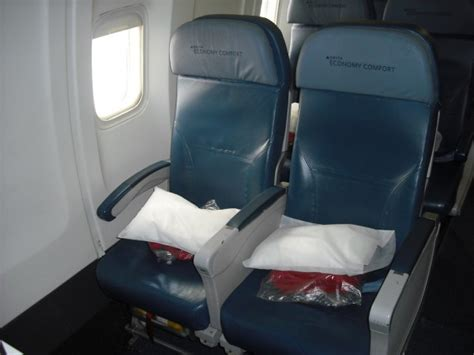 delta international economy comfort delta air lines seat maps seatmaestro