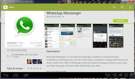 whatsapp for pc 5 easy steps with bluestacks whatsapp for pc in easy steps droid doc