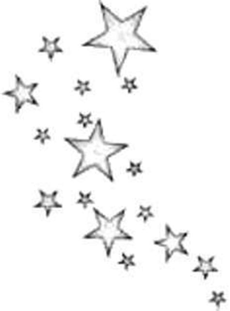 cluster of stars tattoo designs star tattoo 1 by