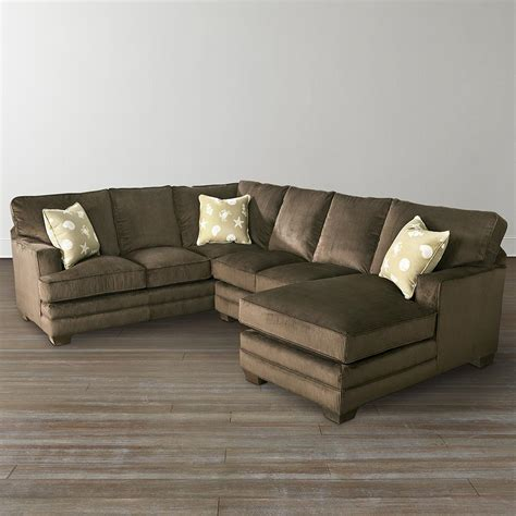 u shaped sectional sofa with recliners the big room for u shaped leather sectional sofa s3net
