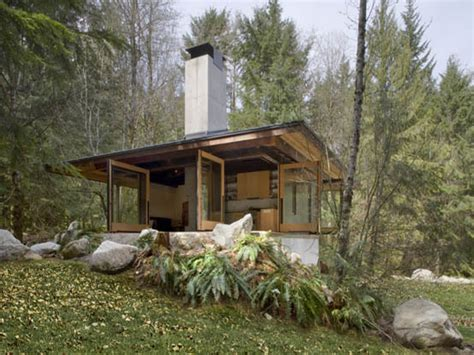 modern cottage design small modern cabin plans small contemporary cottage