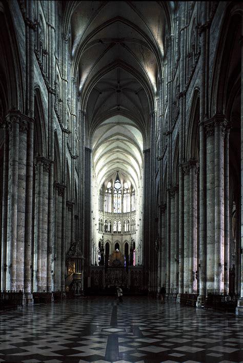 gothic interior gothic architecture