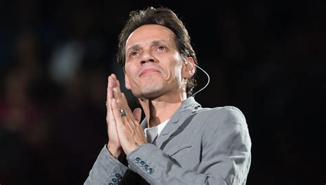 His Marc by Marc Anthony Mourns The Of His Marc Anthony