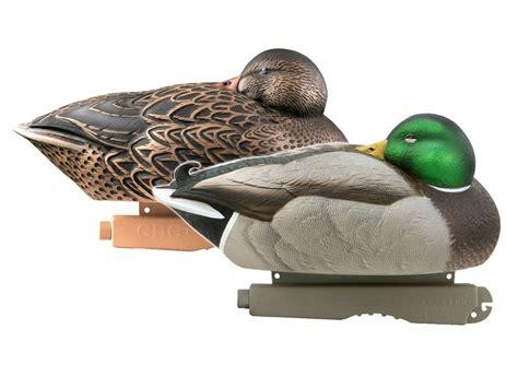 Sleeper Duck Decoys by Ghg Pro Grade Mallard Sleeper Duck Decoy Pack Of 2