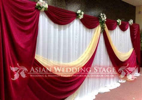 wedding backdrop design red pinterest the world s catalog of ideas