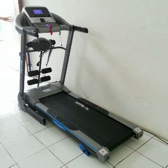 Treadmill Elektrik Tl266 Treadmill Electrik Treadmill Electric treadmill electric tl270 266 auto incline 2 5 hp alat olahraga lari karpet lebar