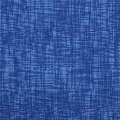 blue pattern royal royal blue grid pattern sketch fabric timeless treasures