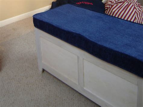 diy cushion bench indoor benches with cushions easy home decorating ideas
