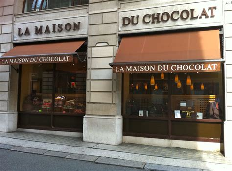 la maison du the where to find the best chocolate around the world