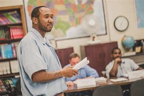 Darden Mba Real Estate by Free Enterprise Inmates Plan For After Prisonc Ville