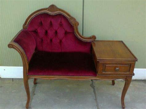 telephone bench seat telephone seat home furniture diy ebay
