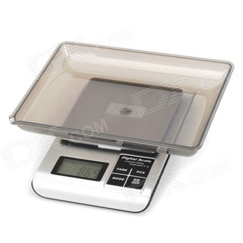 5kw 1 8 Inch Led Digital Electronic Jewelry Scale 3000g X 0 1g 5kw 1 8 Quot Led Digital Desktop Jewelry Scale Silver White Silver Black 2 X Aaa 3000g 0