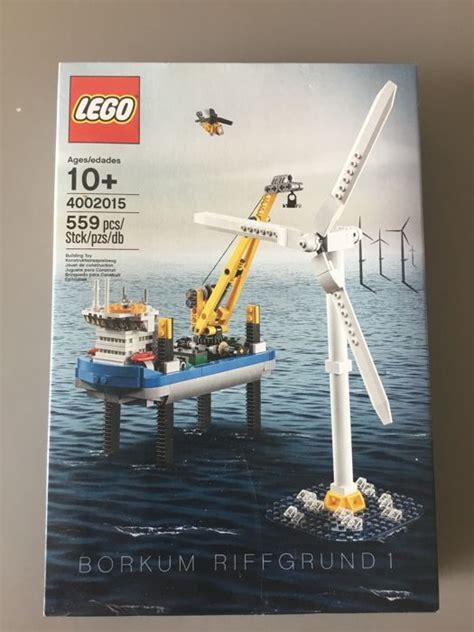 Baru Lego 4002015 Borkum Riffgrund 1 lego 4002015 borkum riffgrund 1 catawiki