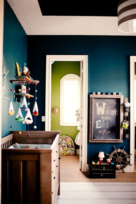 bright and bold rooms project nursery