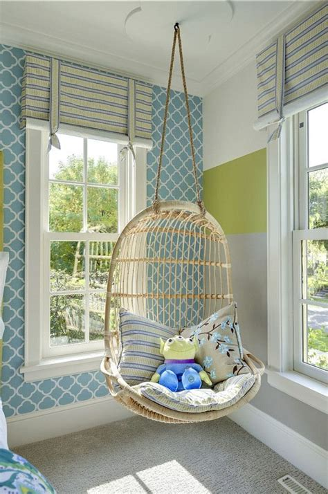 hanging swing chair bedroom 1000 ideas about bedroom swing on pinterest indoor
