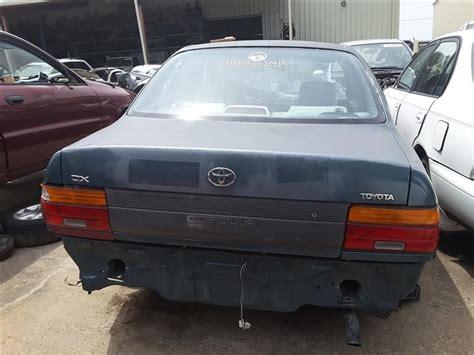 94 Toyota Parts 93 94 95 Toyota Corolla Grille 159959 Ebay