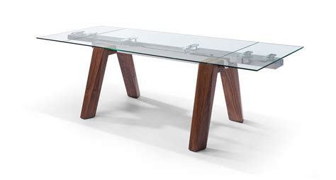 Modern Glass Conference Table Or Executive Desk With Solid Modern Glass Executive Desk
