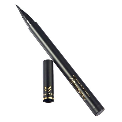 Eye Liner Silky soft black brown liquid waterproof pencil eyeliner eye