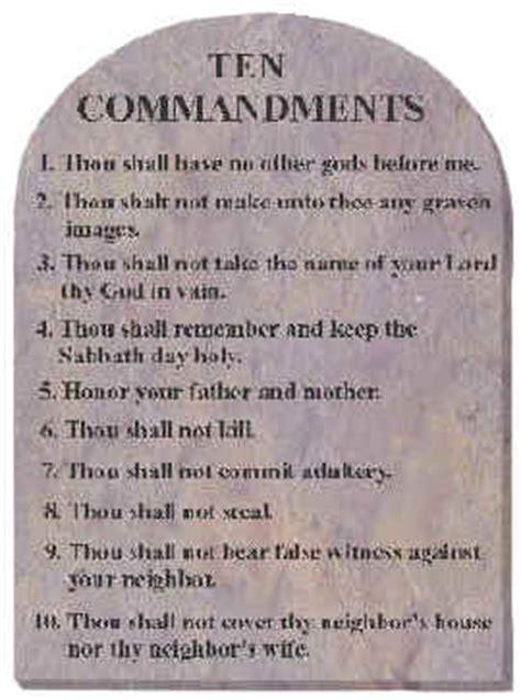 printable version of catholic ten commandments search results for ten commandments for kids catholic