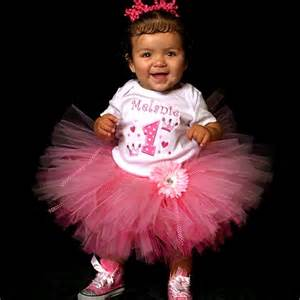 cute 1st birthday party princess tutu set with bloomers