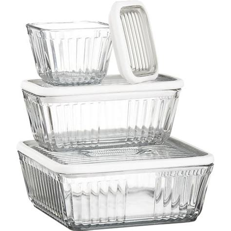 glass refrigerator storage containers 2012 gift ideas oh she glows