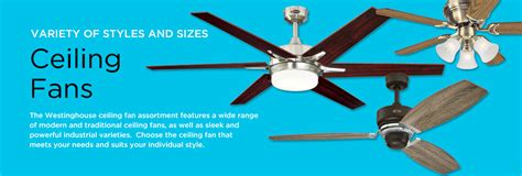 westinghouse ceiling fans with lights uk alertelectrical