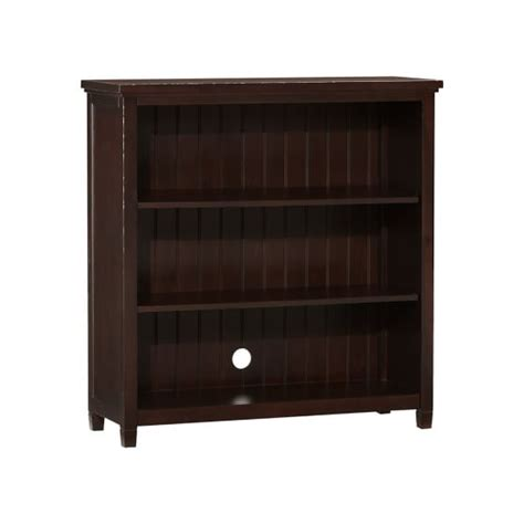 Beadboard Shelf by Beadboard 3 Shelf Bookcase Pbteen