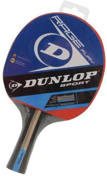 Raket Dunlop Fury 990 v 225 s 225 rl 225 s dunlop rage fury ping pong 252 t蜻 225 rak