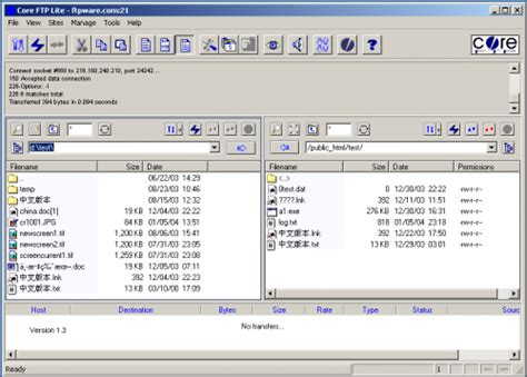 best free ftp software best free ftp client gizmo s freeware