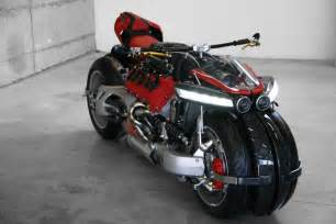 Motor Maserati Lazareth Lm 847 Maserati Engine Powered Motorcycle