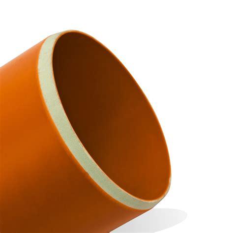 Abwasserrohr Dn 150 by Kg Rohr Dn160 1000mm Abwasserrohr 150mm Kanalrohr Orange