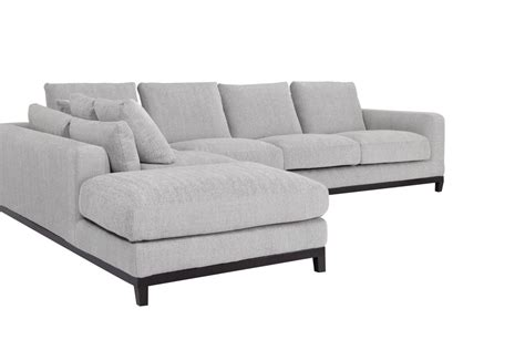 Gray Sectional Sofa With Chaise Kellan Sectional Sofa With Left Chaise Light Gray Condo In The Biltmore